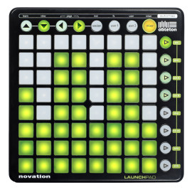 DJ-контроллер Novation LAUNCHPAD Ableton Live