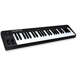 MIDI-клавіатура 49 клав.  ALESIS Q49  PC/Mac/iPad