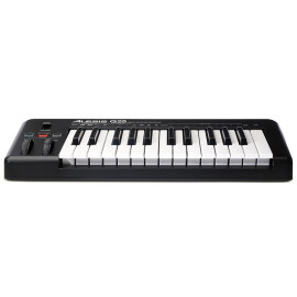 MIDI-клавіатура 25 клав.  ALESIS Q25  PC/Mac/iPad