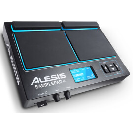 Перкусія электронна 4 педа ALESIS SAMPLE PAD 4