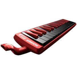 Мелодика HOHNER Fire Melodica Red-Black (C943274)