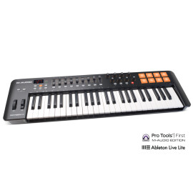MIDI-клавіатура 49 клав.  M-AUDIO Oxygen 49 IV  PC/Mac