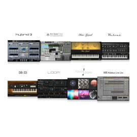 MIDI-клавіатура 25 клав. aftertouch M-AUDIO Code 25 Black  PC/Mac