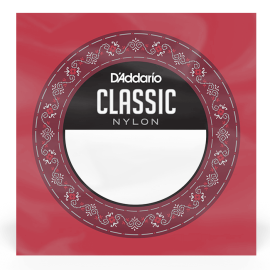 Струна класика 1 (E) D`Addario silver Classics J2701 Normal Tension (10шт)