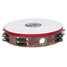 Тамбурин GON BOPS PTAMWH2 Wood Tambourine Double w/Head
