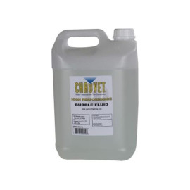 Рідина для bubble-машин  CHAUVET BJ5 BUBBLE FLUID 5L