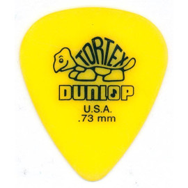 Медіатор DUNLOP 418P.73 TORTEX STANDARD PLAYER'S PACK 0.73