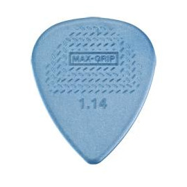 Медіатор DUNLOP 449P1.14 NYLON MAX GRIP PLAYER'S PACK 1.14