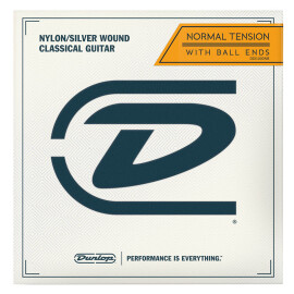 Струни класика DUNLOP DCV100NB Performance Series Classical Ball End