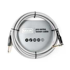 Інструментальний кабель DUNLOP MXR DCIW12R Pro Series Woven Instrument Cable 12ft