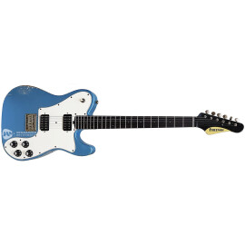 Електрогітара теле Friedman MEMPH Vintage-T Custom Shop (Metallic Blue)  w/case