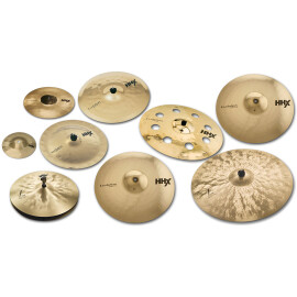 Набір SABIAN Dave Weckl Sonically Matched (9 шт)